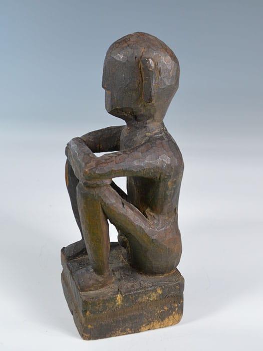 Ifugao Tribal Bulul Rice God Figure Sold Tribalartantiques Com