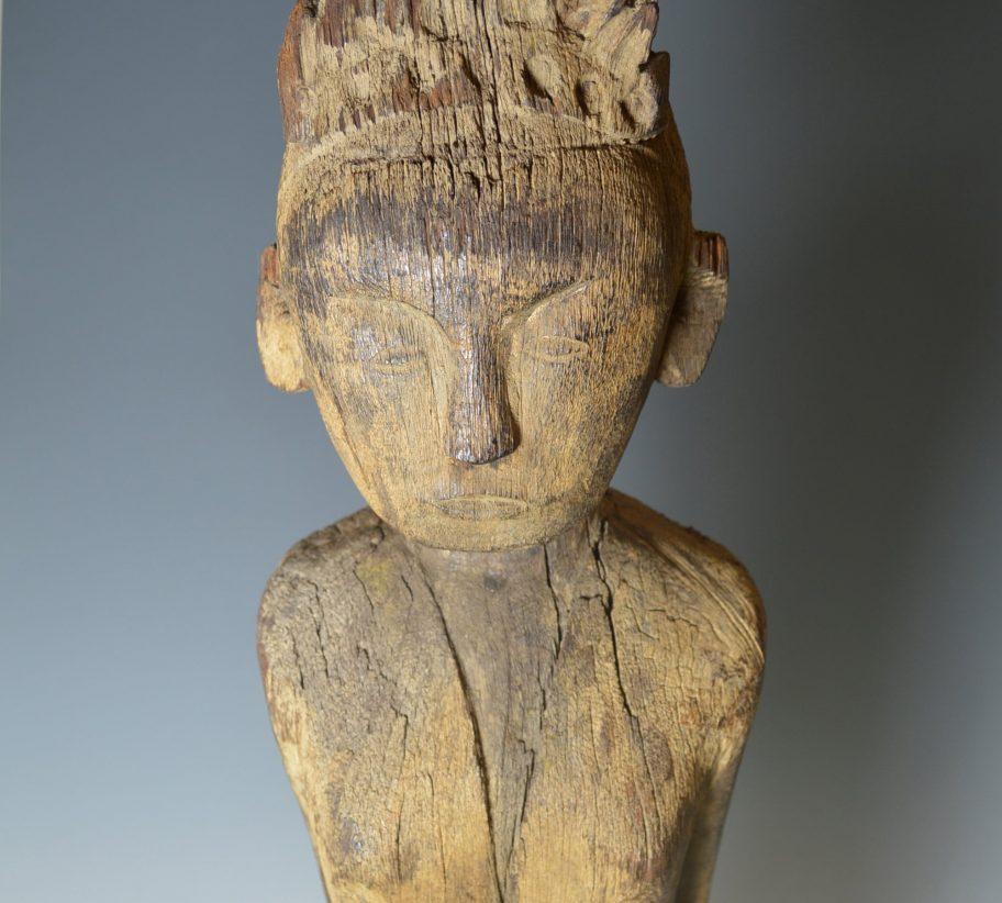 Iban Dayak tribal figure