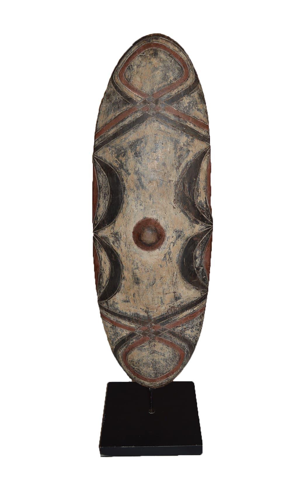 Ba Haya Dance shield African