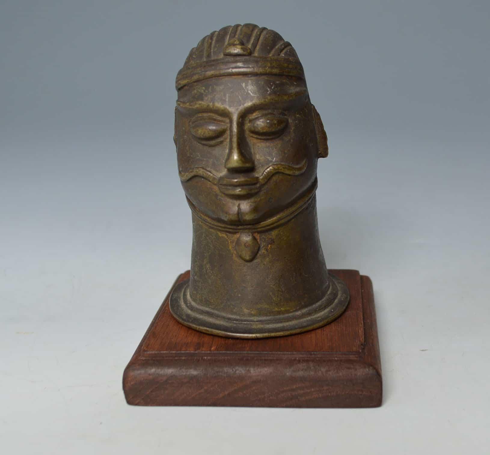 Indian Gauri Head