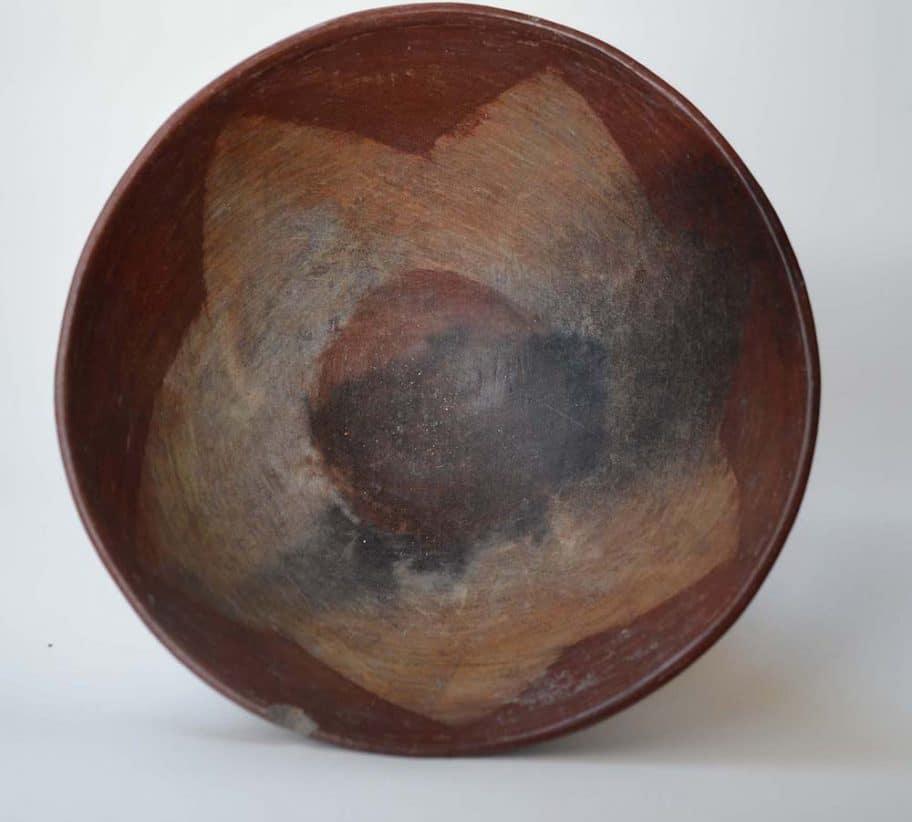 Pre Columbian Bowl Ecaudor