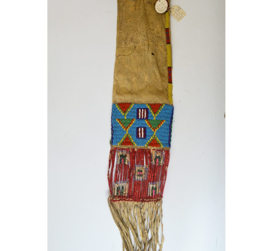 Native American Pipe Bag