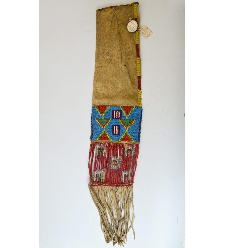 Native American Pipe Bag