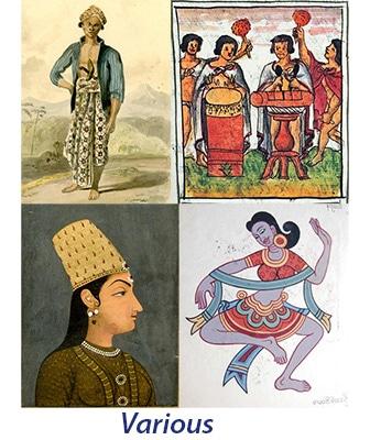 Tribal Asian arts antiques